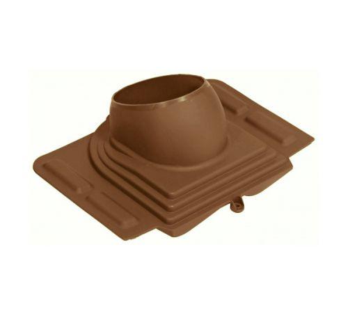 Проходной элемент PELTI коричневый