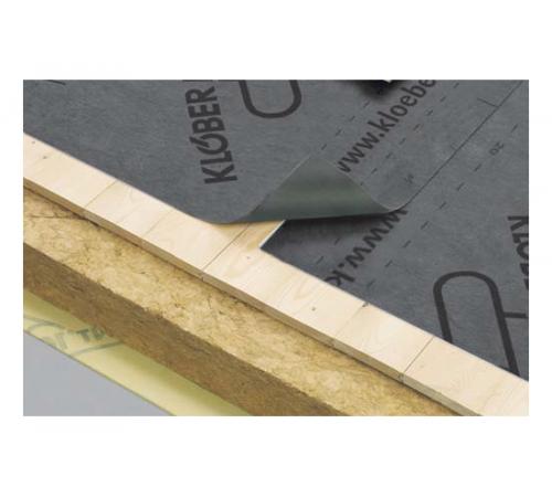 Permo Easy 1,5x50м универсальная 3-х слойная высокопроницаемая на основе полиолефинов мембрана Klober