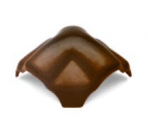 Керамическая черепица вальмовая Roben Piemont Rustic-bunt(Рустикальный пестрый)