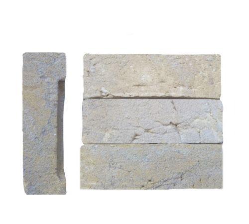Кирпич ручной формовки Полукирпич №5