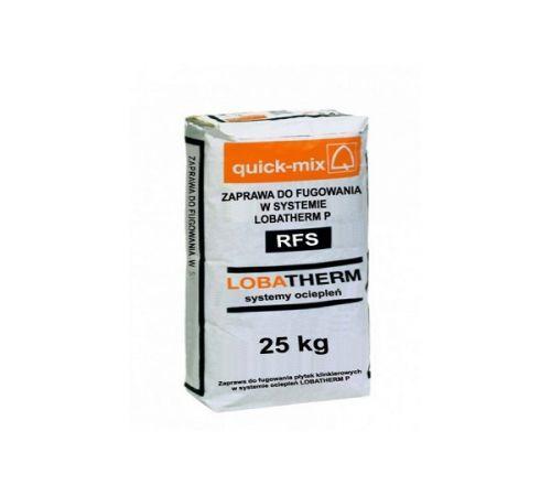 Раствор для заполнения швов, цементно-серый (25 кг) 72364 RFS