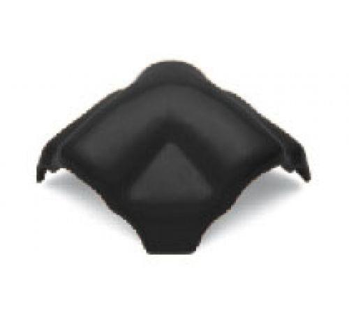 Вальмовая Y-образная черепица Bornholm,черно-коричневый
