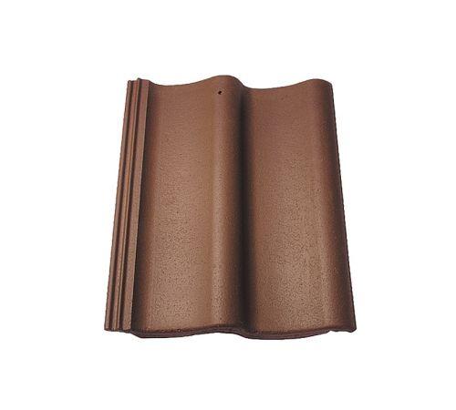 Рядовая черепица Seawave коричневый 022