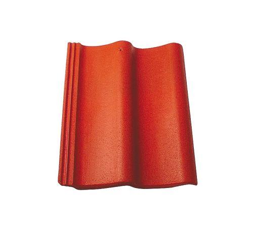 Рядовая черепица Seawave красный 026
