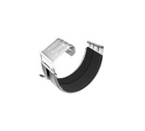 Соединитель желоба GL 125 мм RAL 9003 сигнальный белый
