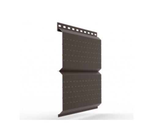 Софит металический L-брус ПЭ-0.45 мм (RR32)