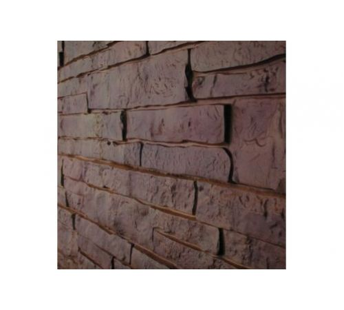 Панель Природный камень коричн.S.S.sierra brown.Nailait