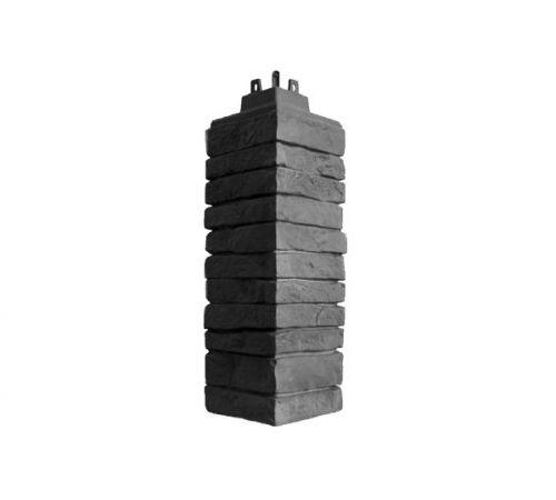 Угол Природный камень серый сланец,S.S granite grey.Nailait