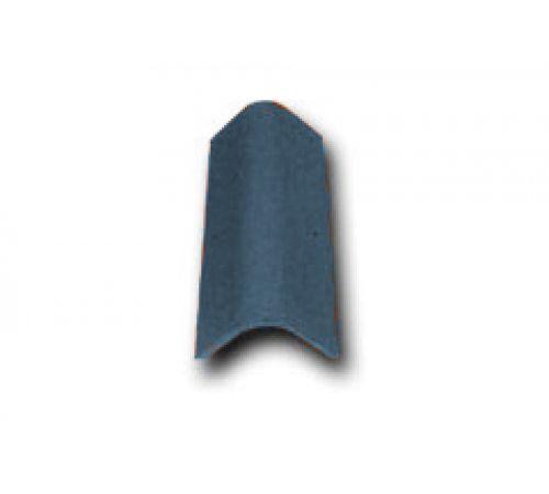 Торцевая черепица синий 030
