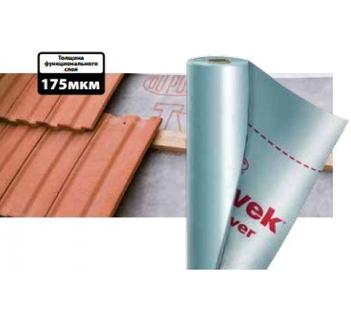 Пленка гидроизоляционная Tyvek Solid Silver (1,5х50м)