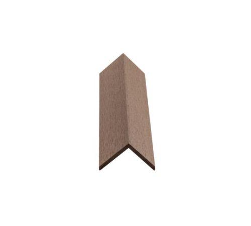 Угловой профиль, ВНЕШНИЙ MERBAU/Мербау, коричневый