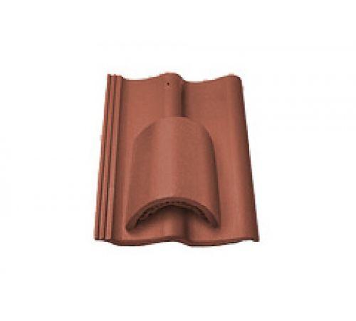 Вентиляционная черепица коричневый 022