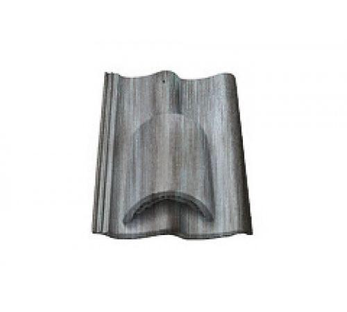 Вентиляционная черепица серый антик 031
