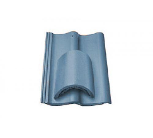 Вентиляционная черепица синий 030