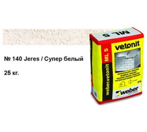 Ветонит №140 Jeres, 25кг (шт.)