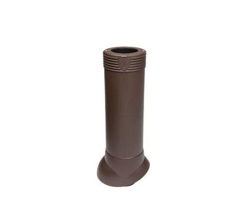 Вен. труба 110/160/500 коричневая