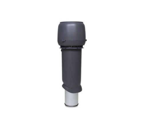 Вен. труба 160/225/700 серый