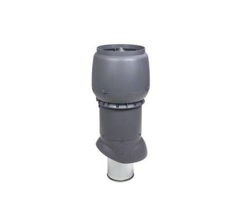 Вен. труба XL 200/300/700 серый