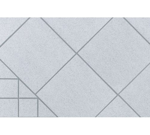 Плитка  напольная  ABC Trend Rugen-weiss 310x310x8