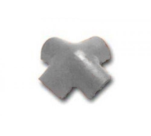Х-образная черепица серый 037