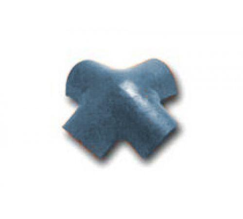 Х-образная черепица синий 030