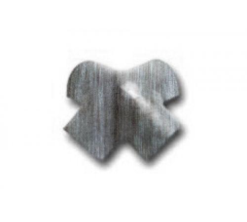 Х-образная черепица серый антик 031