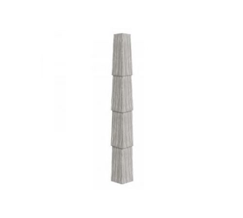Угол Hand-Split Shake  3,048м Driftwood Gray древесно-серый