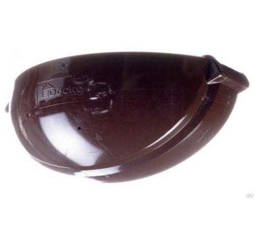 LUX Заглушка ДЕКЕ (Docke) шоколад